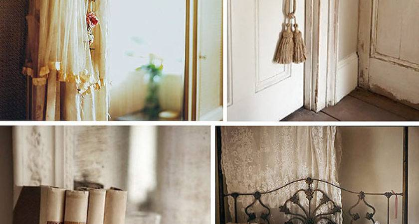 French Eclectic Interior Design Home