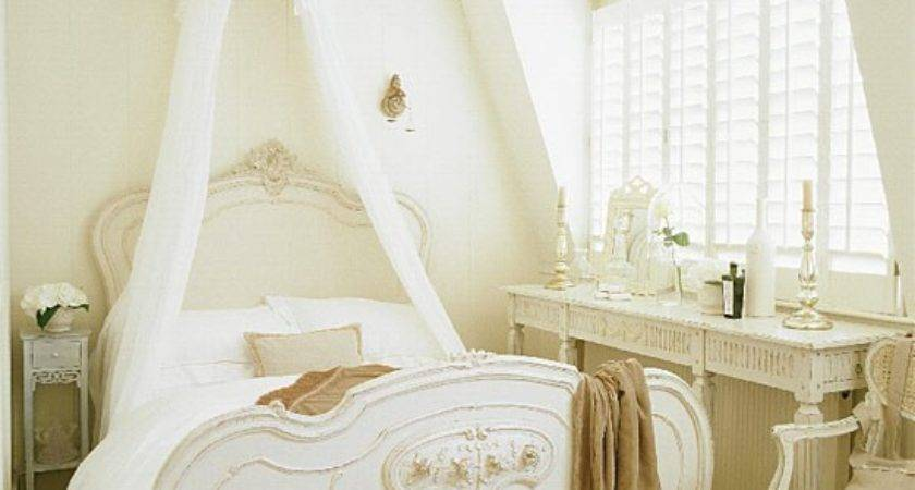French Style Attic Bedroom Furniture
