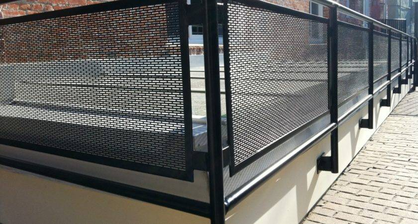Fresh Cheap Metal Decking Railings