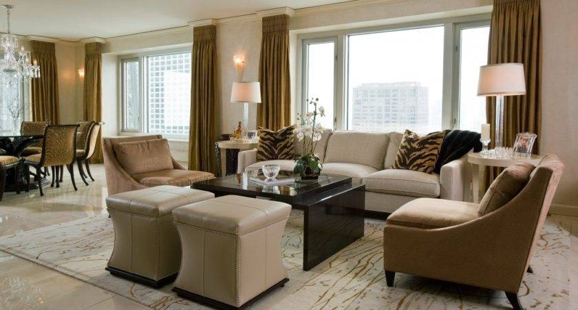 Furniture Great Room Layout Smooth Rug