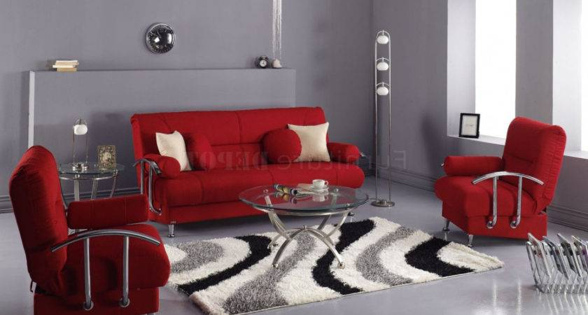 Furniture Ideas Red Living Room Sets Design Cheap