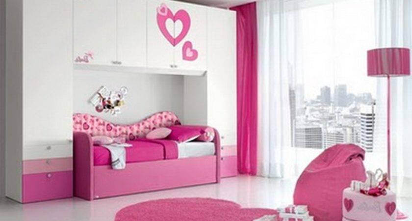 Furniture New Design Furnitures Cute Girl Bedroom