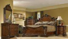 Furniture Old World Bedroom Set