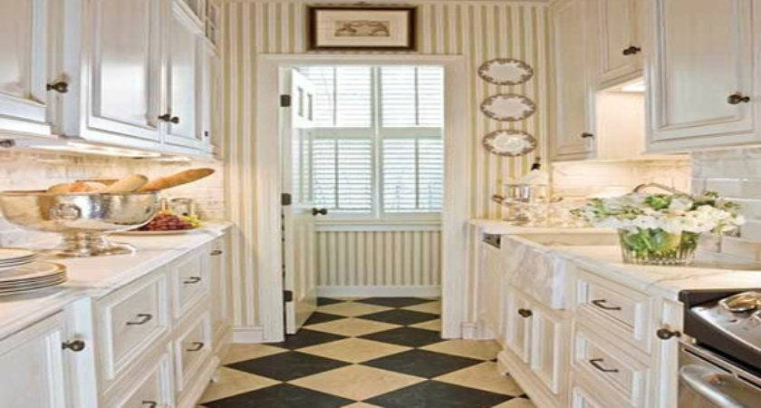 Galley Kitchen Designs Long Narrow Design Ideas