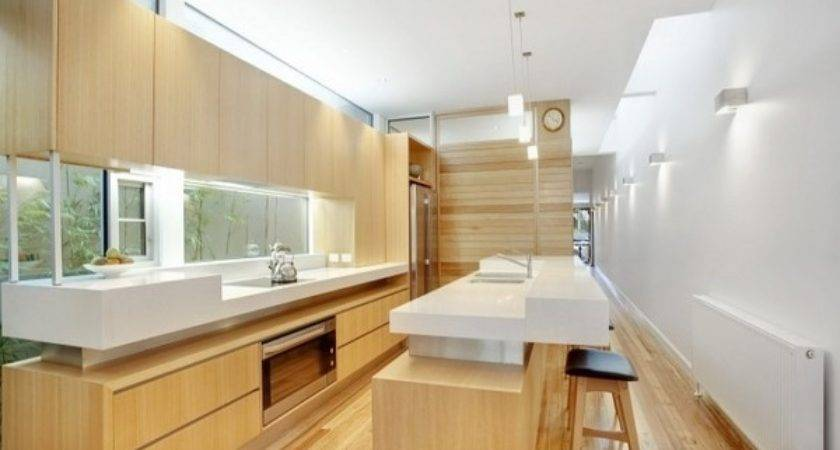 Galley Kitchen Ideas Functional Solutions Long