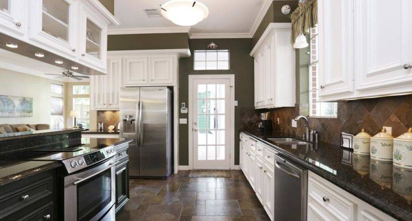 Galley Kitchen Ideas House Limited Space