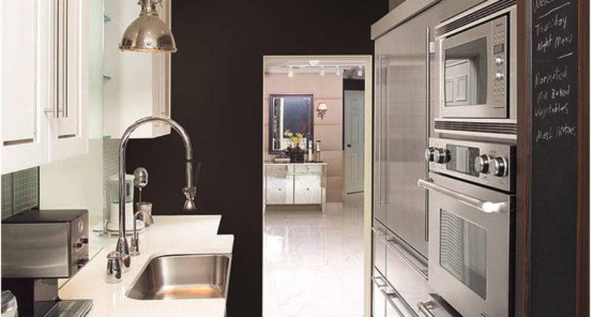 Galley Kitchens Ahoy Home Rocks