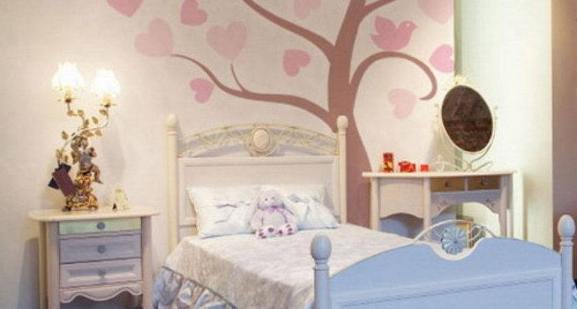 Girls Bedroom Wall Art