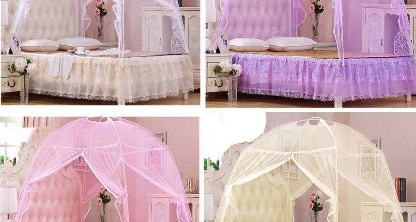 Girls Kids Bed Tents New Furniture Magical Ideas