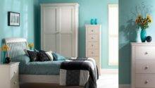 Good Color Combination Interior Bedroom Theme White