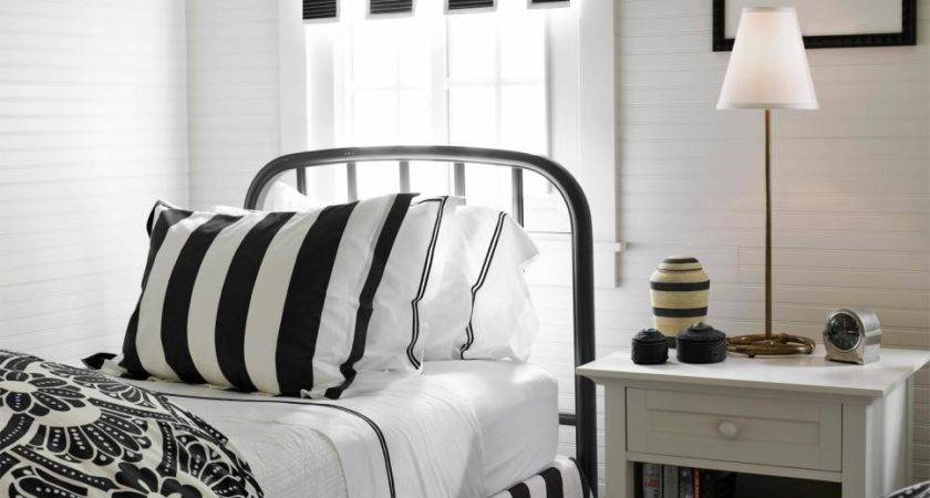 Gorgeous Black White Master Bedrooms Impress