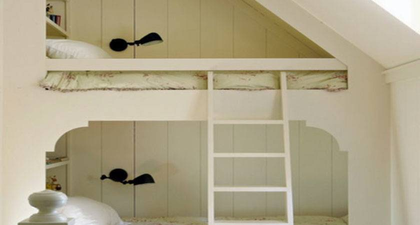 Gorgeous Bunk Beds Designs Combination Styles