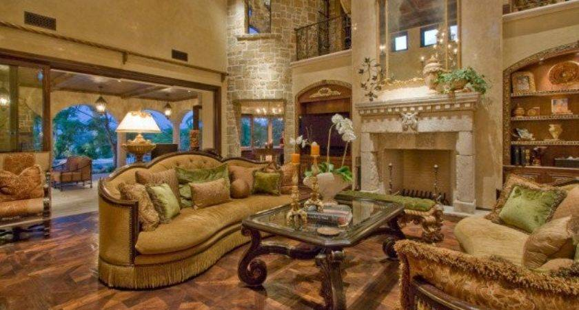 Gorgeous Mediterranean Room Designs
