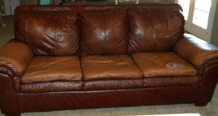 Grand Design Leather Couch Chair
