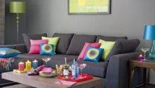 Gray Furniture Decorating Ideas Grey Sofa Living Room
