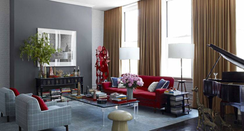 Gray Rooms Decorating