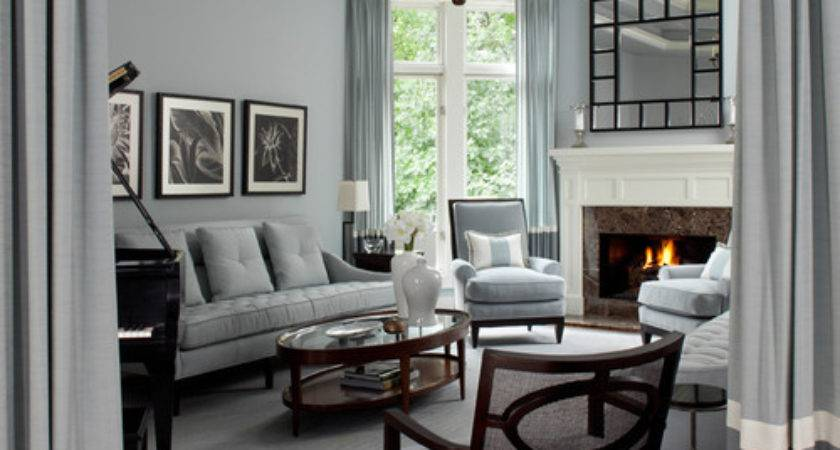 Gray Rooms Inspiration Part Pursuit Functional Home