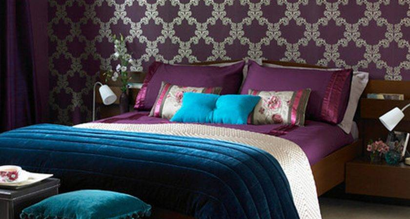 Great Ideas Teal Purple Bedroom Mosca Homes