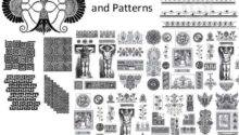 Greek Motifs Patterns