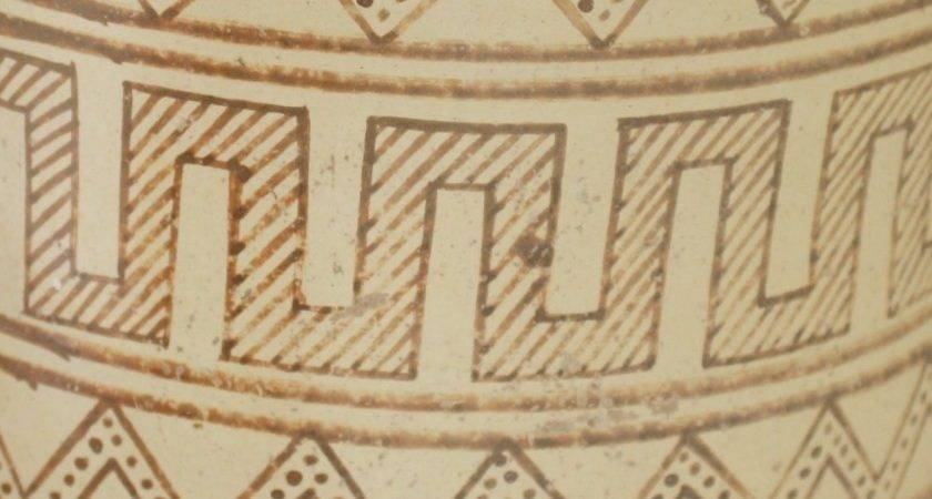 Greek Pottery Details Ancient History Cetera