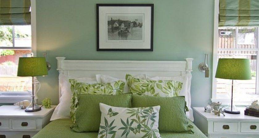 Green Bedroom Decor Decoist