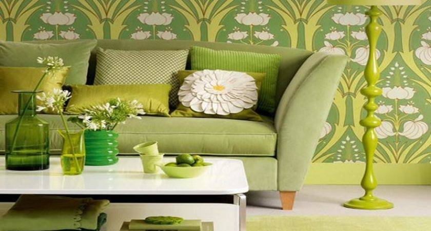 Green Living Room Ideas Decoration Your Dream Home