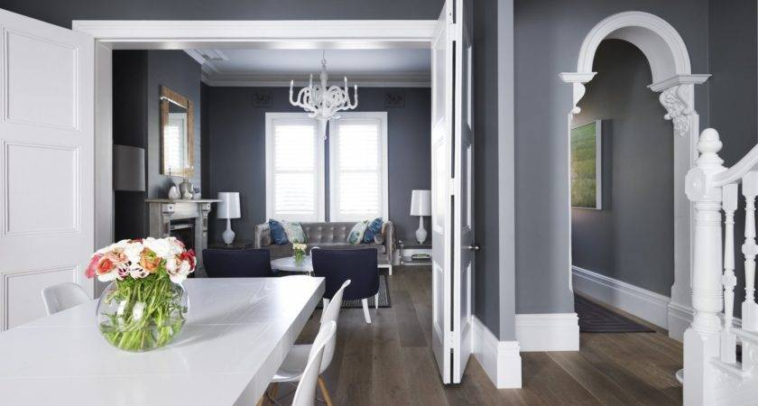 Grey Interior Design Remodel Perfect Remodeling