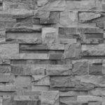 Grey Slate Brick Stone Natural Textured Muriva Feature