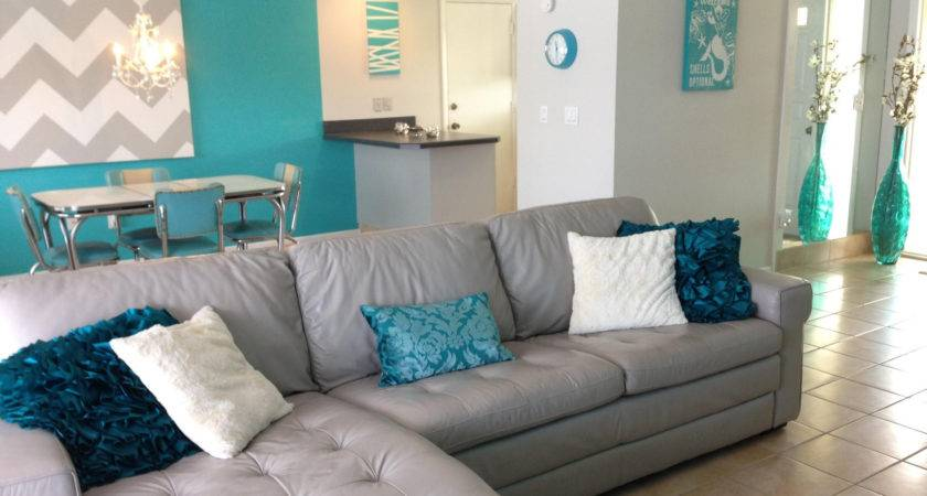 Grey Teal Living Room Ideas Dorancoins