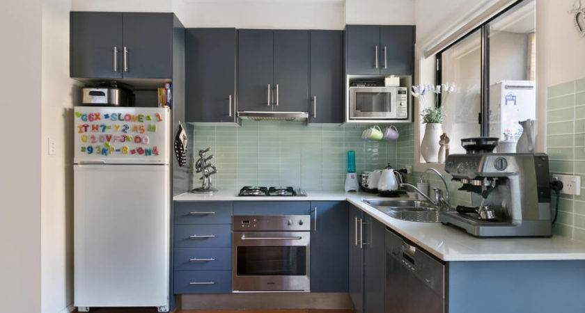 Grey Turquoise Kitchen Mecagoch
