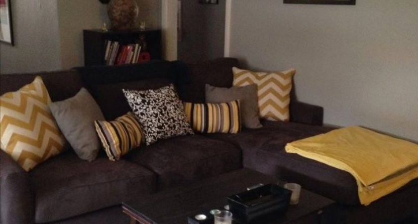 Grey Yellow Living Room New Rug Wonderful