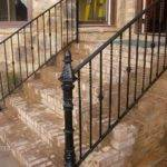Handmade Wrought Iron Railing Awesome Steel
