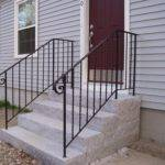 Handrail Railing Steps Weldor Blog