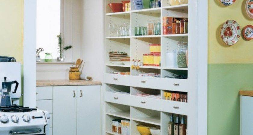 Handy Kitchen Pantry Designs Lot Storage Room