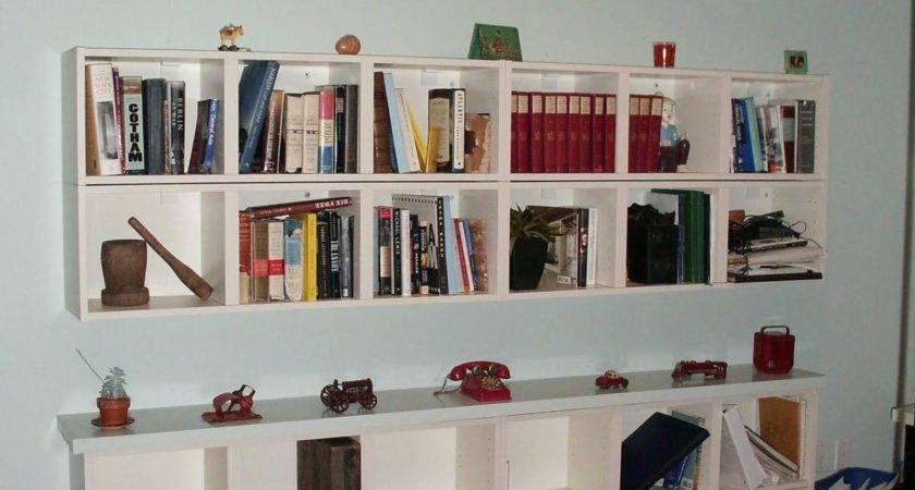 Hanging Wall Shelves Books Best Decor Things
