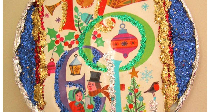 Happy Lark Vintage Christmas Crafts