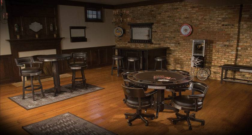 Harley Davidson Decor Products Legacy Billiards