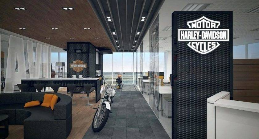 Harley Davidson Home Office Adammayfield