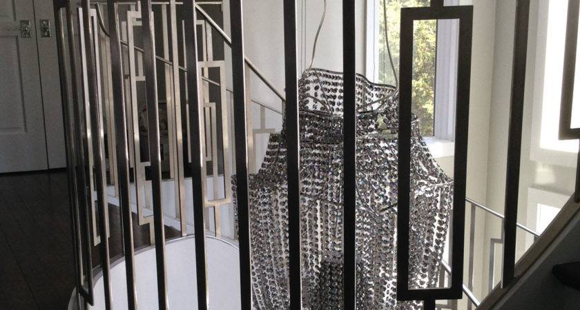 Hmh Iron Design Stainless Staircase Railing
