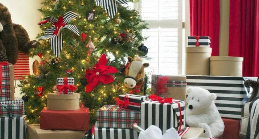 Holiday Decor Black White Ideas Home Interiors