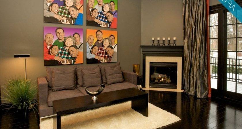 Home Design Enchanting Bachelor Pad Wall Decors
