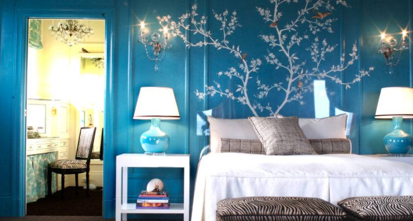 Homely Place Kendall Wilkinson Blue Room