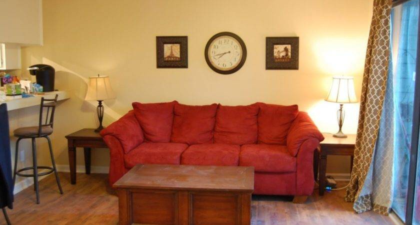 Homeofficedecoration Wall Paint Color Red Couch