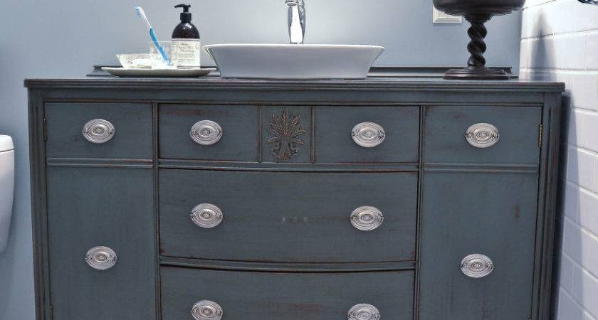 Hometalk Repurposing Our Dining Room Buffet Into