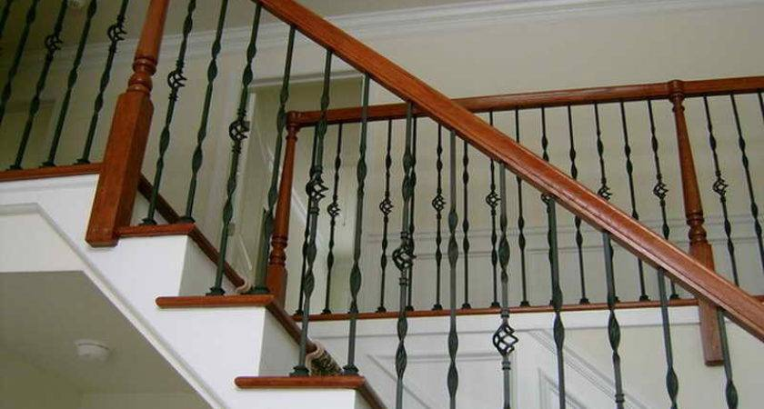 Ideas Baluster Design Stairs Typical Iron