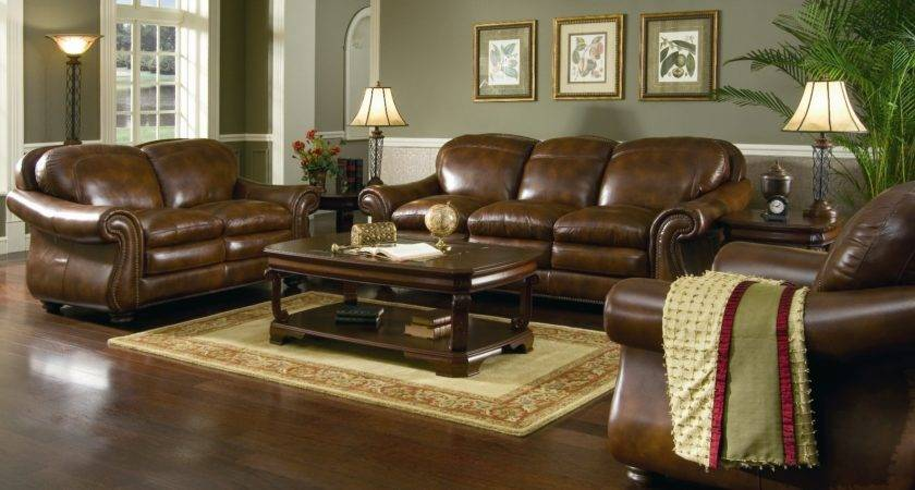 Ideas Brown Leather Sofa Bed Gorgeous Dark