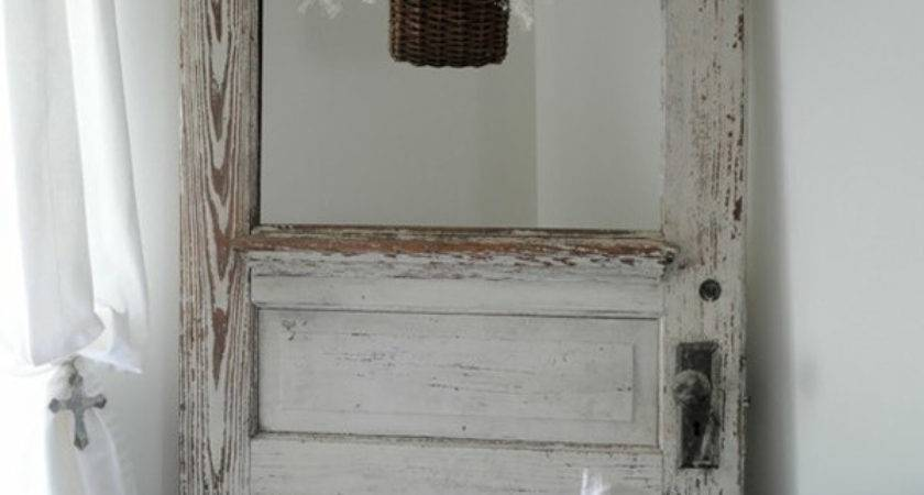 Ideas Decorate Old Doors Just Cause