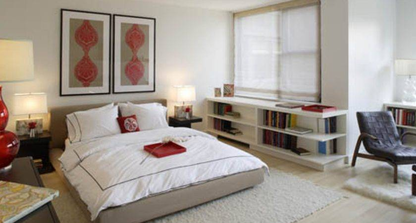 Ideas Decorating Modern Small Apartment Bedroom