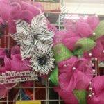 Ideas Inspirations Deco Mesh Wreaths