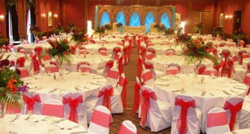 Ideas Inspirations Red White Wedding
